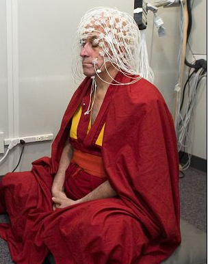 Matthieu Riccard is a Buddhist Monk who has been declared the 'happiest man in the world'. Neurologists have discovered that his brain produces a level of gamma waves never before measured, possibly explaining his extreme levels of compassion and happiness.