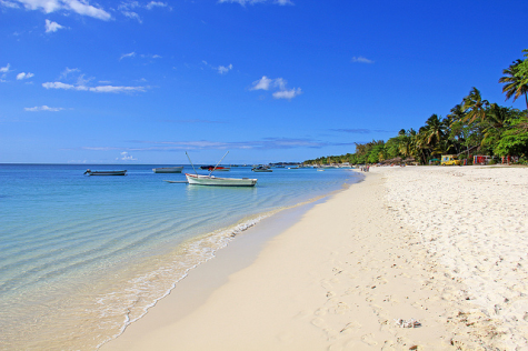 The island nation of Mauritius lies within the biodiversity hotspot region of the Indian Ocean.